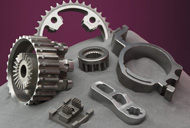 high complexity mechanical, hydraulic and magnetic components