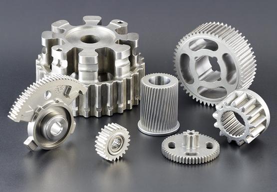 sintered gears