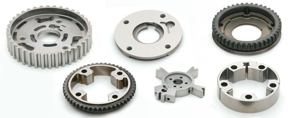 Piezas sinterizadas para VVT | AMES fabricante de piezas sinterizados