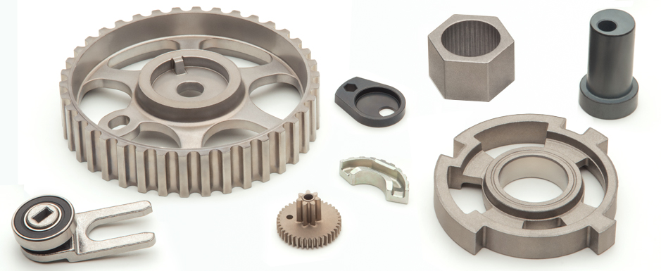Cams, pulleys, pinions, sensors, spacers, regulation forks, tensioners, rocker arms. The SurfaDens® process creates toothed gears with maximum surface density.