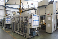 compacting presses from 200Tm to 800 Tm