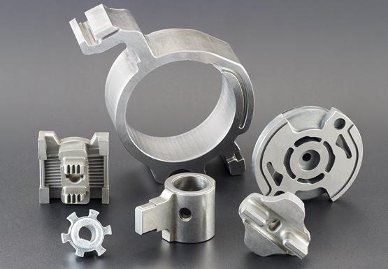 Components estructurals sinteritzats fabricats a AMES