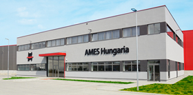 AMES plants locations | AMES Group sintering contact data